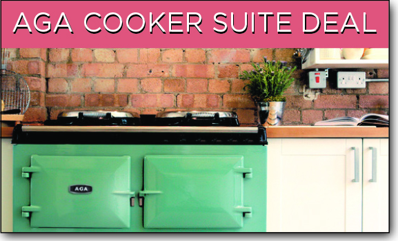 AGA Cast Iron Cooker Suite Deal