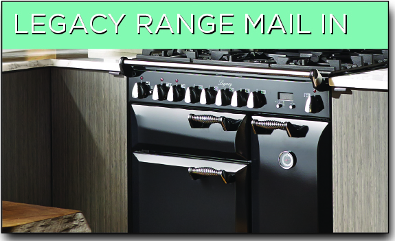 Legacy Range Mail In Rebate