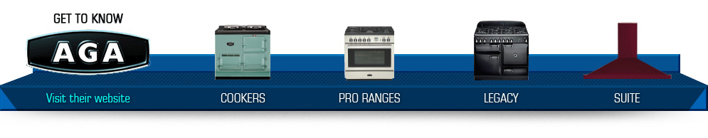 Cookers - Pro Ranges - Legacy - Suite