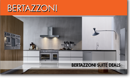 Bertazzoni Suite Deals & Form