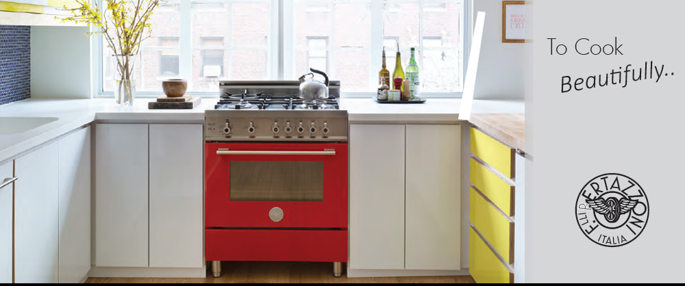 Bertazzoni : Commercial quality for your home