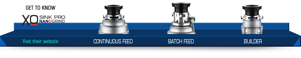 CONTINUOUS FEED - BATCH FEED - BUILDER